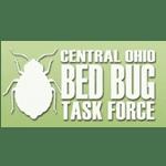 Central Ohio Bed Bug Task Force Logo
