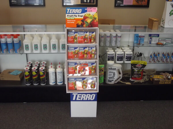 Action Pest Control Store's Terro Fruit Fly Trap